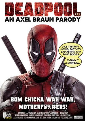 Wicked Deadpool XXX An Axel Braun Parody Porn Movie 2018 .