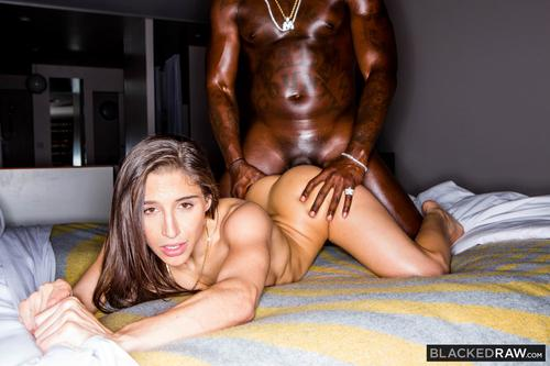 Abella Danger Giant Ass Dick Big Ass Car Interracial HD .