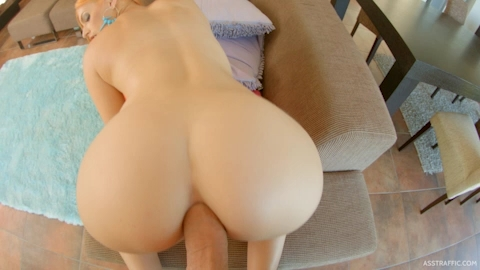 Splendid Redhair Teen Have A Perfect Ass For Anal Sex HD.
