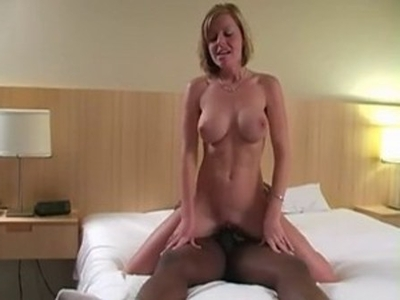 Stunning Hot Body Sexy Wife Fuck First Huge Black Cock.