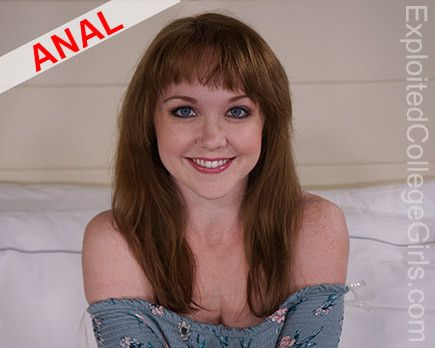 Hot Redhead Amateur Teen Fucked In Both Holes Porn Debut 2020.