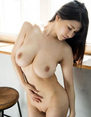 Hot Japanese Pornstar With Big Tits Fucked By Two Guys.