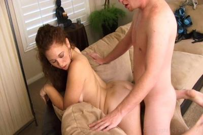 Amazing Hot Amateur In Her First Sex Tape.