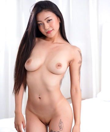 Amazing Hot Japanese Rae Lil Black Fuck A Big White Cock.