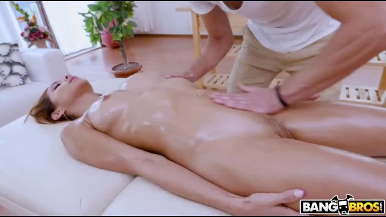 Petite Latina Fucks Very Hard A Big White Cock.